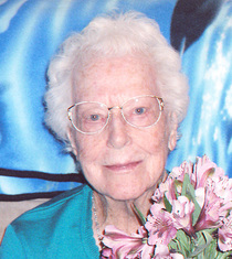 Mary Marva Thompson Fletcher. January 9, 1918 - June 18, 2014.