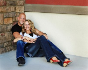 Shawn Birk and the now remarried Ashlee (Corrigan) Birk.
