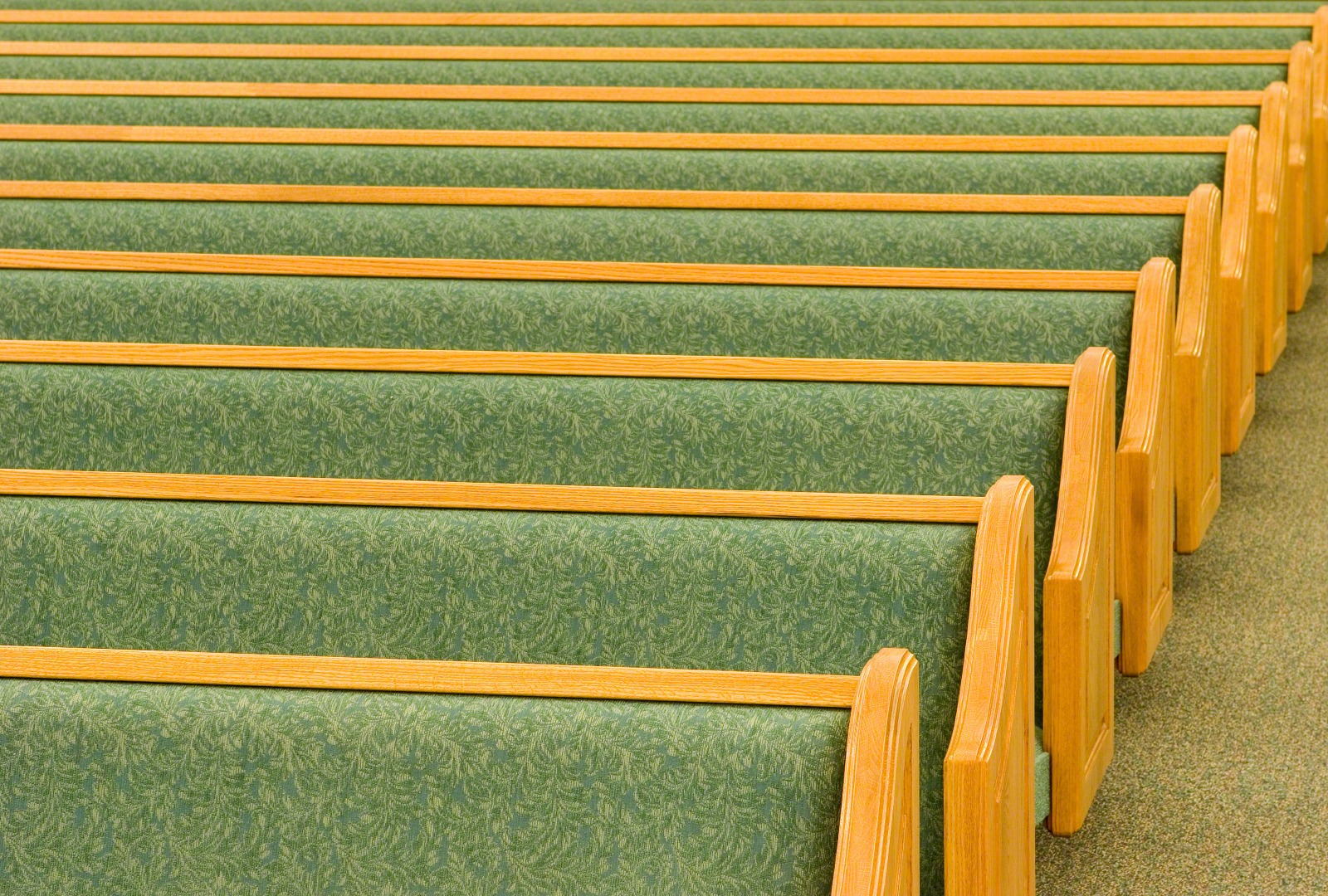Is it time to get off the back pew?