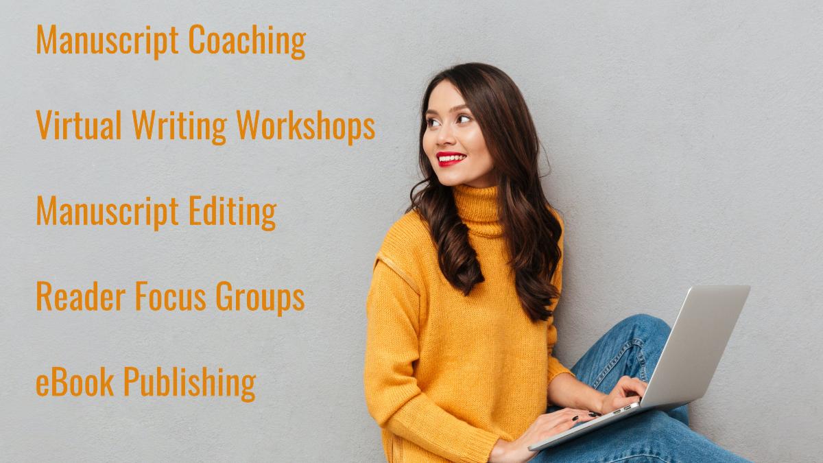Manuscript Coaching and Virtual Writing Workshops