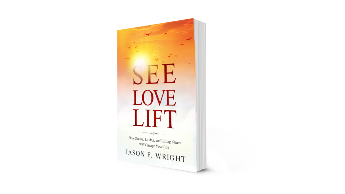See, Love, Life, by Jason F. Wright